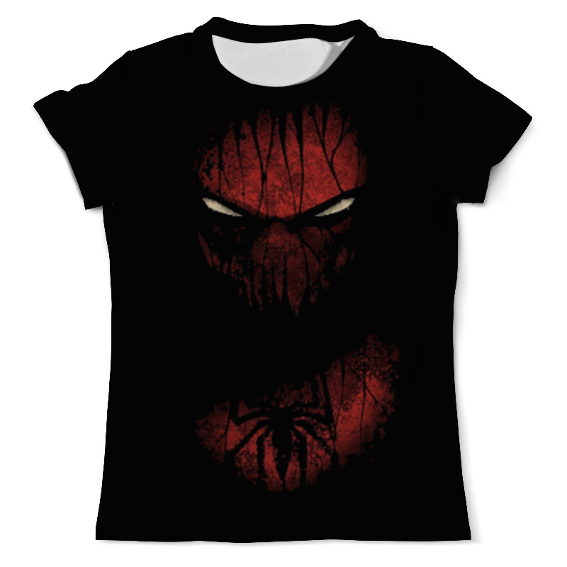 Футболка с полной запечаткой (мужская) Printio Spider man футболка с полной запечаткой мужская printio homecoming swing spider man
