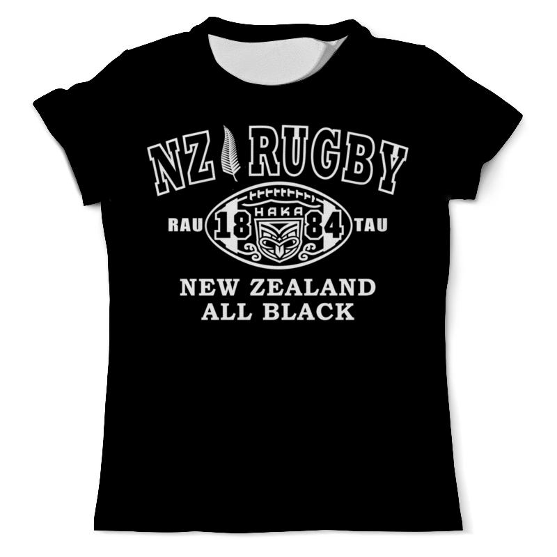 Printio Nz rugby history сумка printio rugby nz symbol