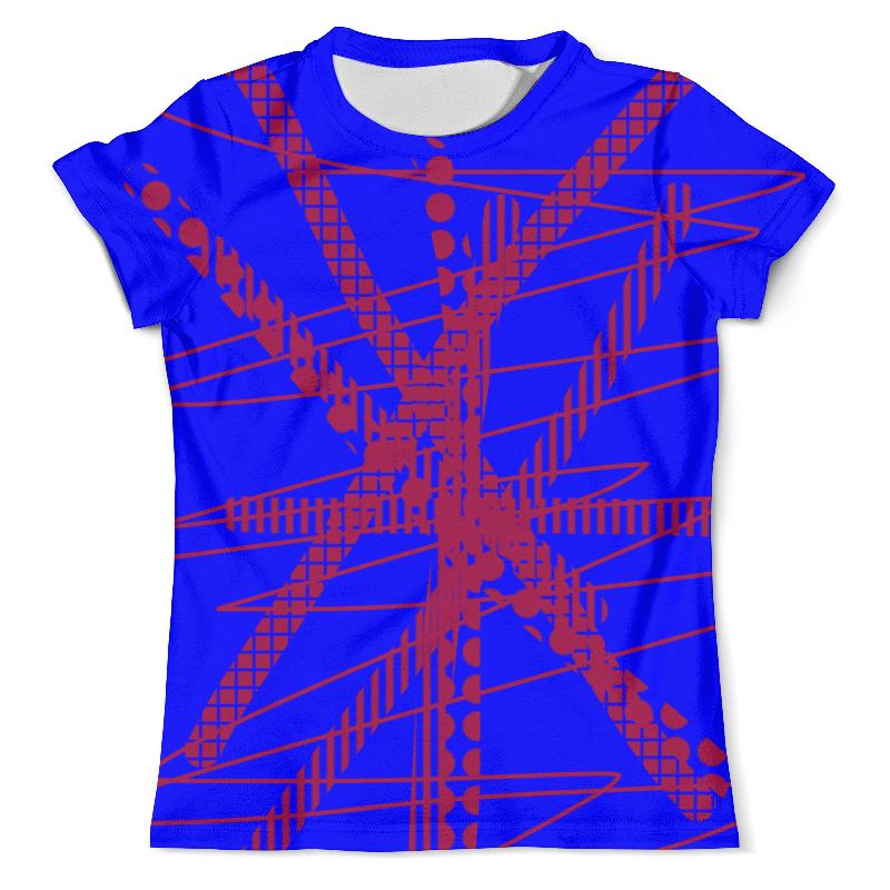 Футболка с полной запечаткой (мужская) Printio Иероглифы футболка с полной запечаткой для девочек printio иероглифы
