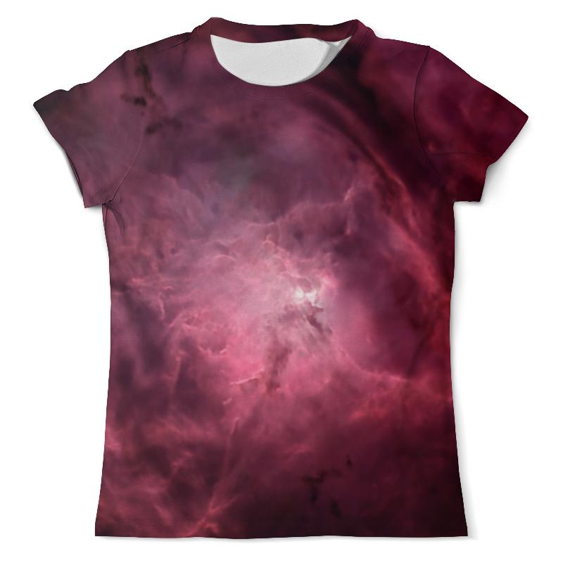 Printio Космическая пыль футболка с полной запечаткой мужская printio космическая пыль