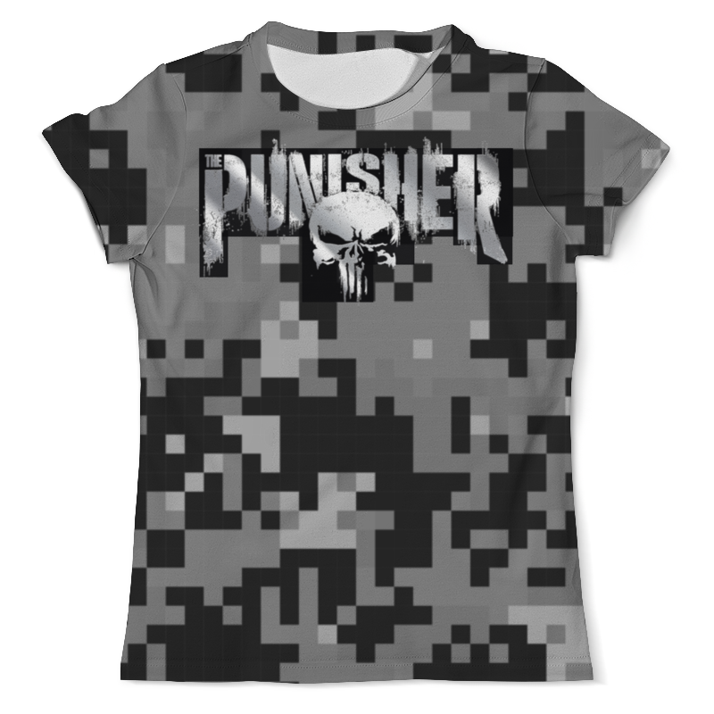 Printio Punisher - каратель цена и фото