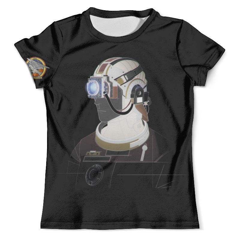 Футболка с полной запечаткой (мужская) Printio Prey - психоскоп футболка с полной запечаткой мужская printio и по