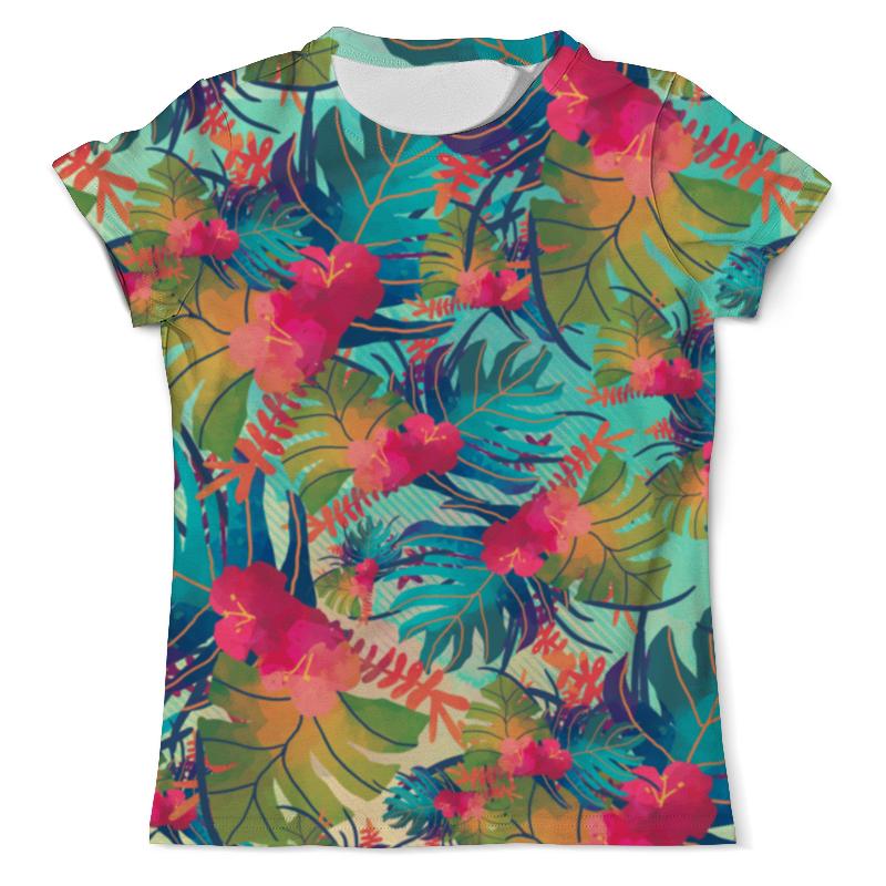 Printio Джунгли футболка с полной запечаткой мужская printio книга джунглей