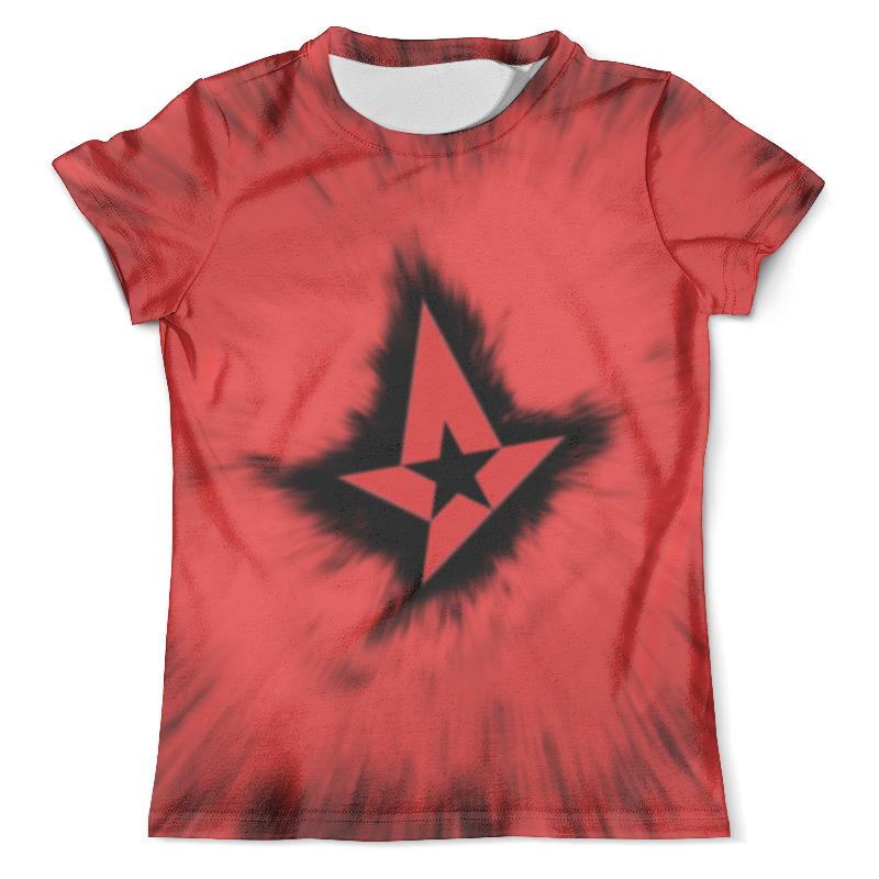 Футболка с полной запечаткой (мужская) Printio Team astralis футболка print bar astralis