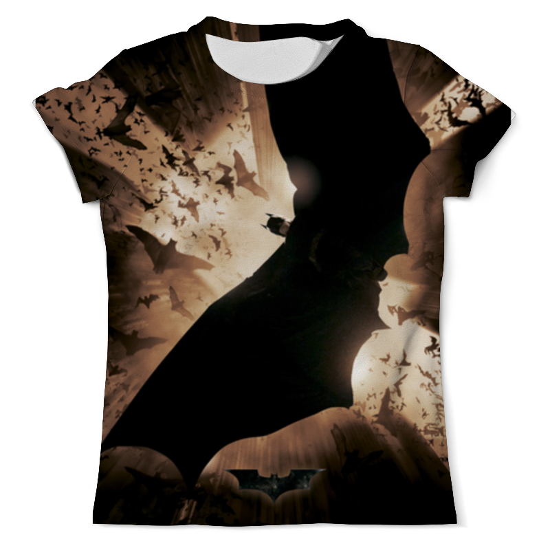 Футболка с полной запечаткой (мужская) Printio Batman returns футболка с полной запечаткой мужская printio the lego batman movie