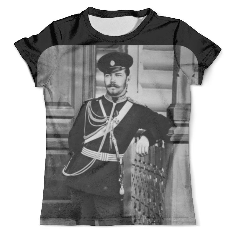 Футболка с полной запечаткой (мужская) Printio Россия царская футболка с полной запечаткой мужская printio юра россия