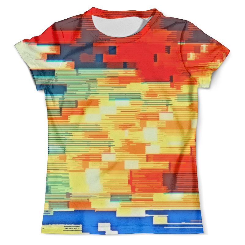 Футболка с полной запечаткой (мужская) Printio Pixel color футболка с полной запечаткой мужская printio color