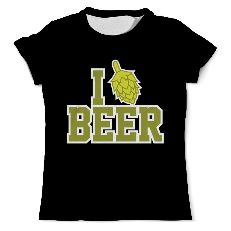 лучшая цена Printio I love beer