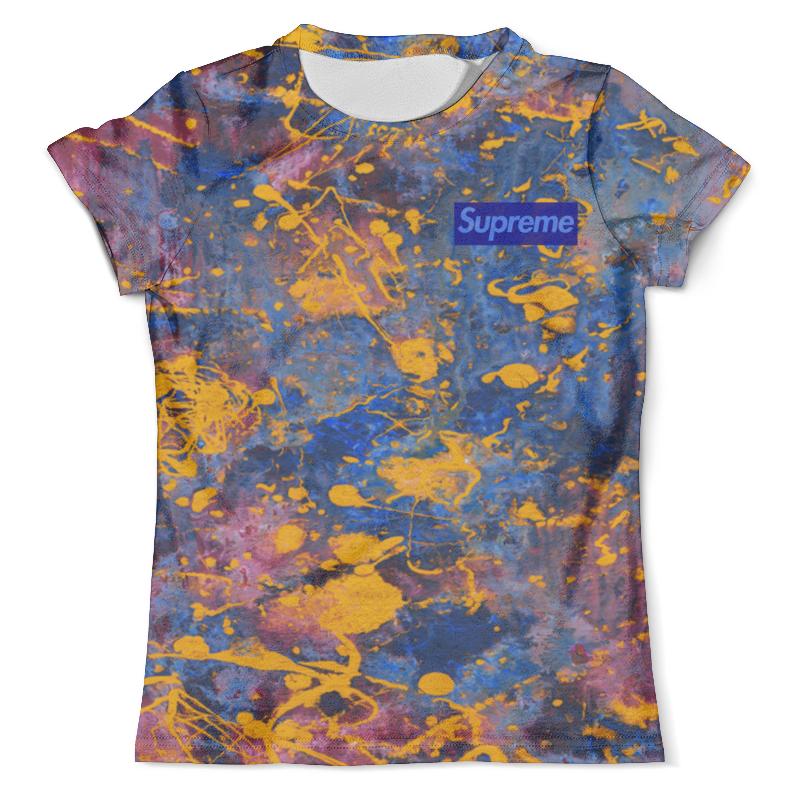 Футболка с полной запечаткой (мужская) Printio Supreme футболка с полной запечаткой мужская printio supreme