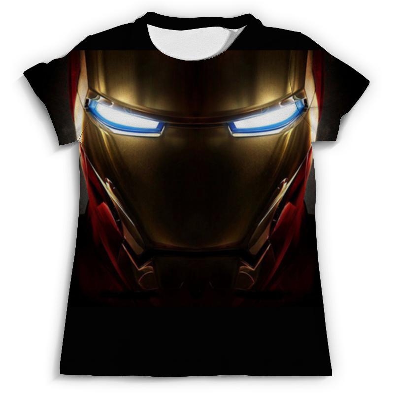 Футболка с полной запечаткой (мужская) Printio Marvel(ironman) футболка с полной запечаткой мужская printio marvel art