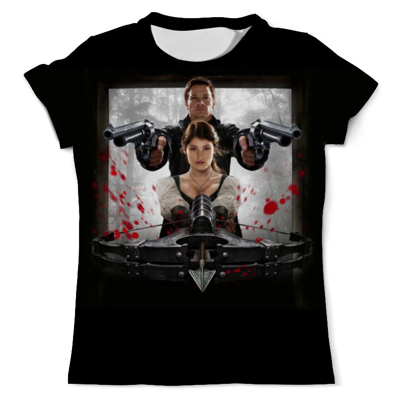 Printio Охотники на ведьм футболка с полной запечаткой женская printio охотники на ведьм