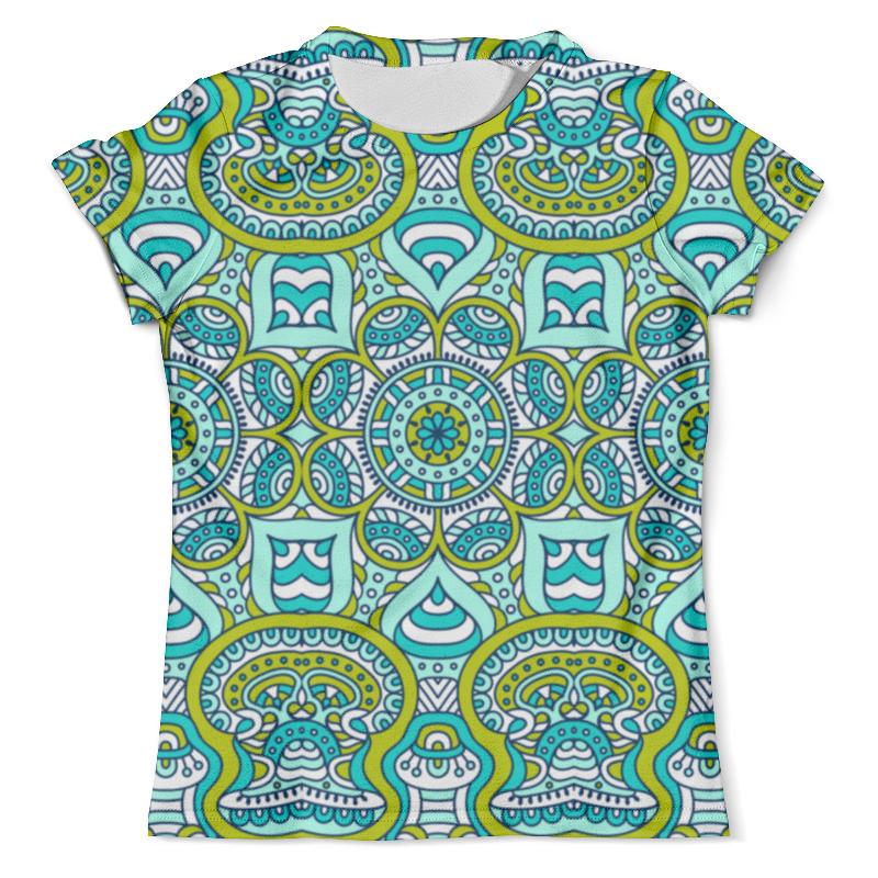 Футболка с полной запечаткой (мужская) Printio Мандала футболка с полной запечаткой мужская printio сара керриган старкрафт