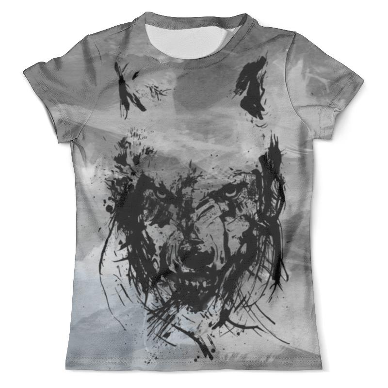 Футболка с полной запечаткой (мужская) Printio Were wolf футболка с полной запечаткой мужская printio mountain wolf