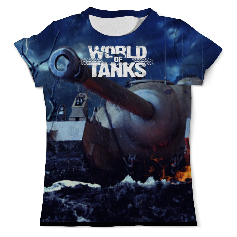 Printio World of tanks