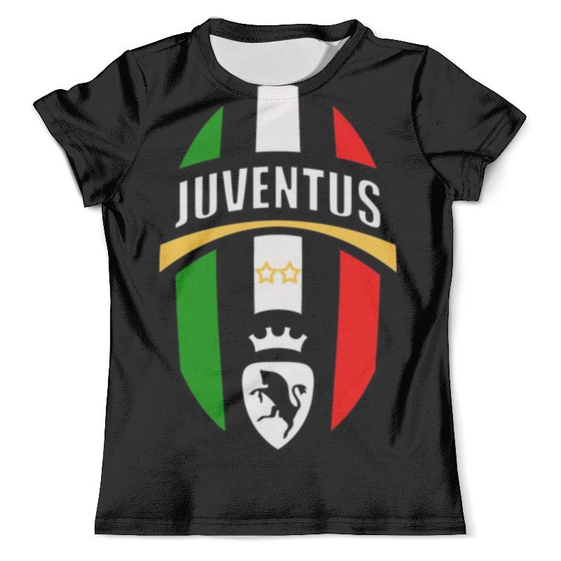 Футболка с полной запечаткой (мужская) Printio Ювентус (juventus) футболка ювентус