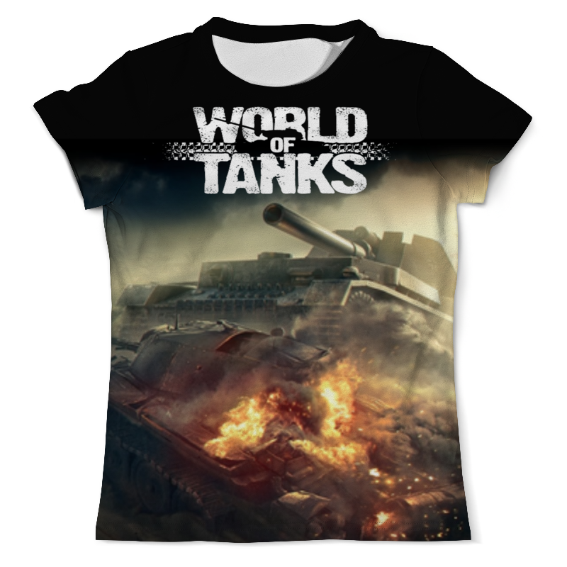 Printio World of tanks цена и фото