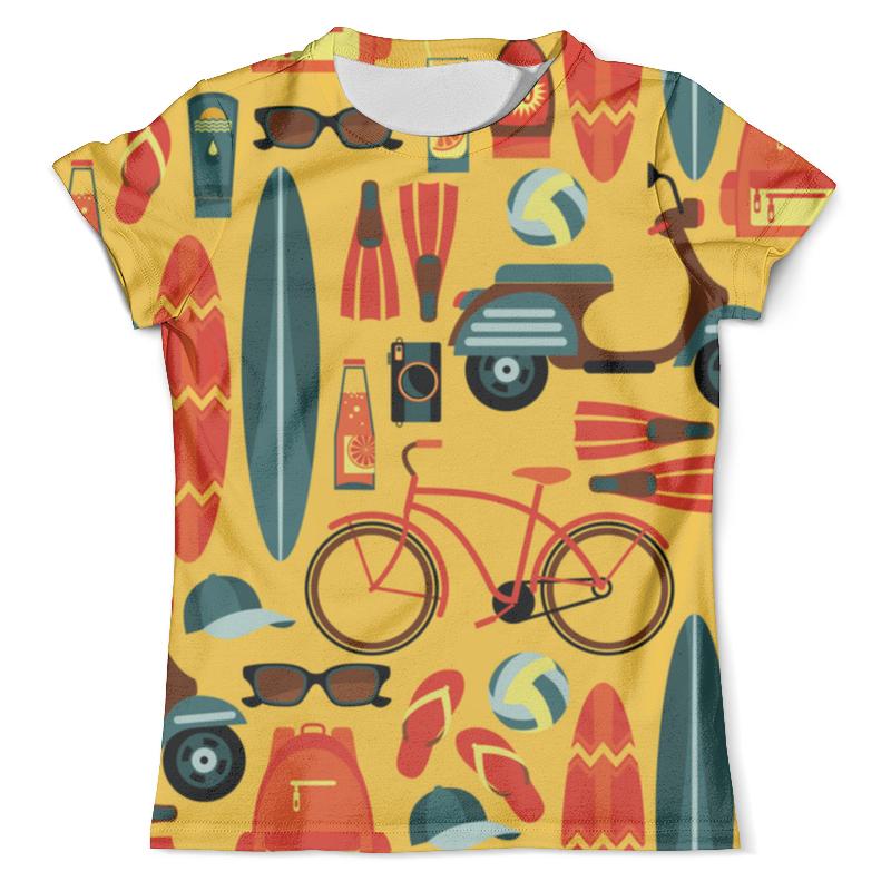 Футболка с полной запечаткой (мужская) Printio Летняя футболка с полной запечаткой мужская printio летняя