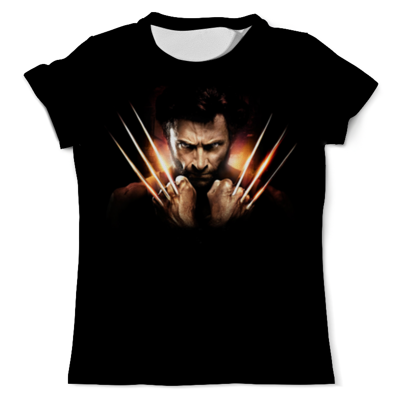 Фото - Printio Росомаха футболка с полной запечаткой мужская printio хью джекман люди икс