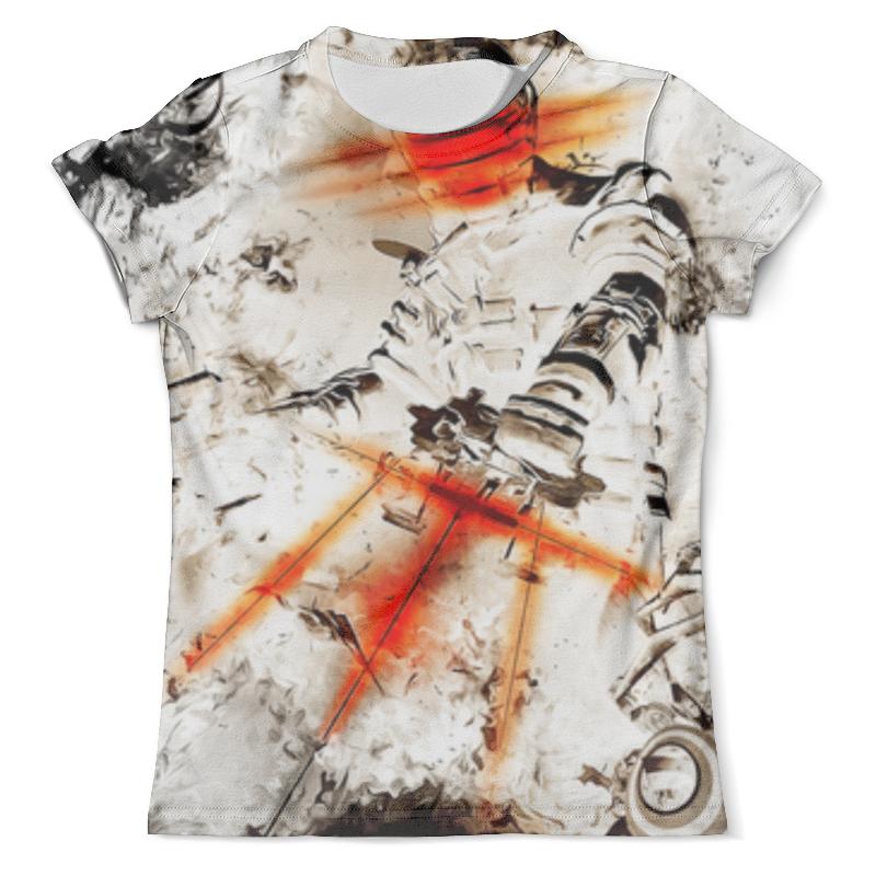Футболка с полной запечаткой (мужская) Printio Dead space футболка с полной запечаткой мужская printio space race