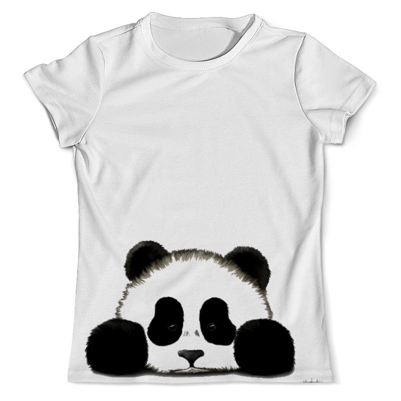 Printio Панда футболка с полной запечаткой мужская printio панда