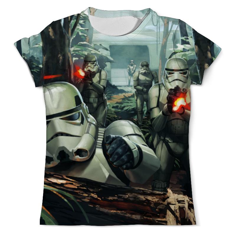 Printio Штурмовики футболка с полной запечаткой мужская printio battlefield v