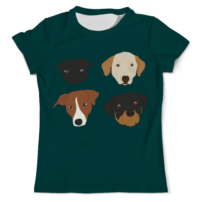 Printio Собака футболка с полной запечаткой мужская printio собака за рулем