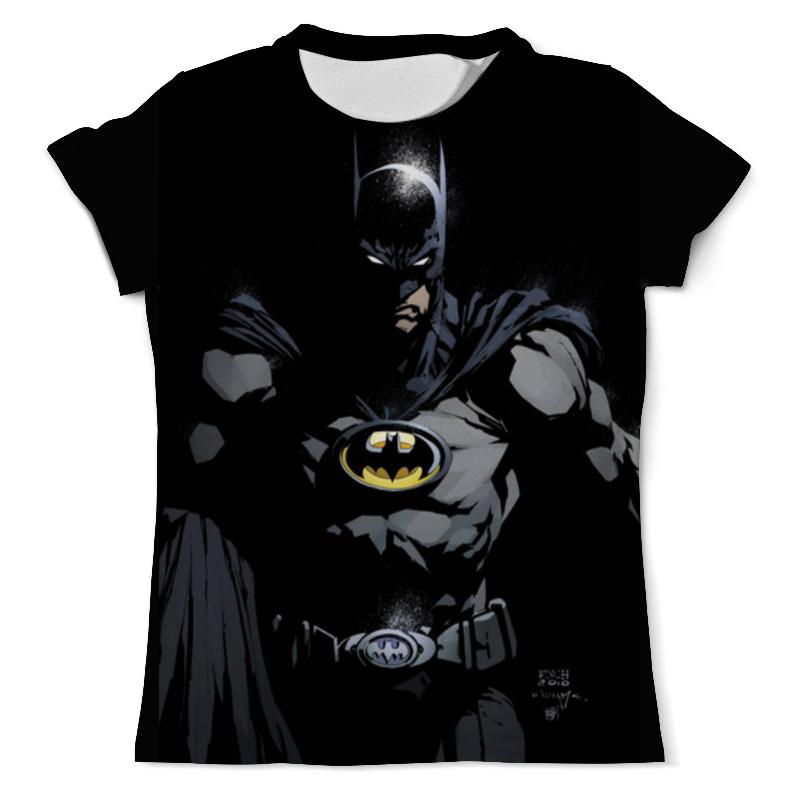 Printio Batman футболка с полной запечаткой мужская printio андроид
