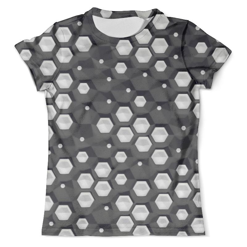 Футболка с полной запечаткой (мужская) Printio Abstraction 3d мужская футболка 3d t