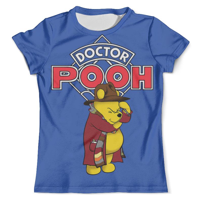 Футболка с полной запечаткой (мужская) Printio Doctor pooh футболка с полной запечаткой мужская printio winnie the pooh zombies