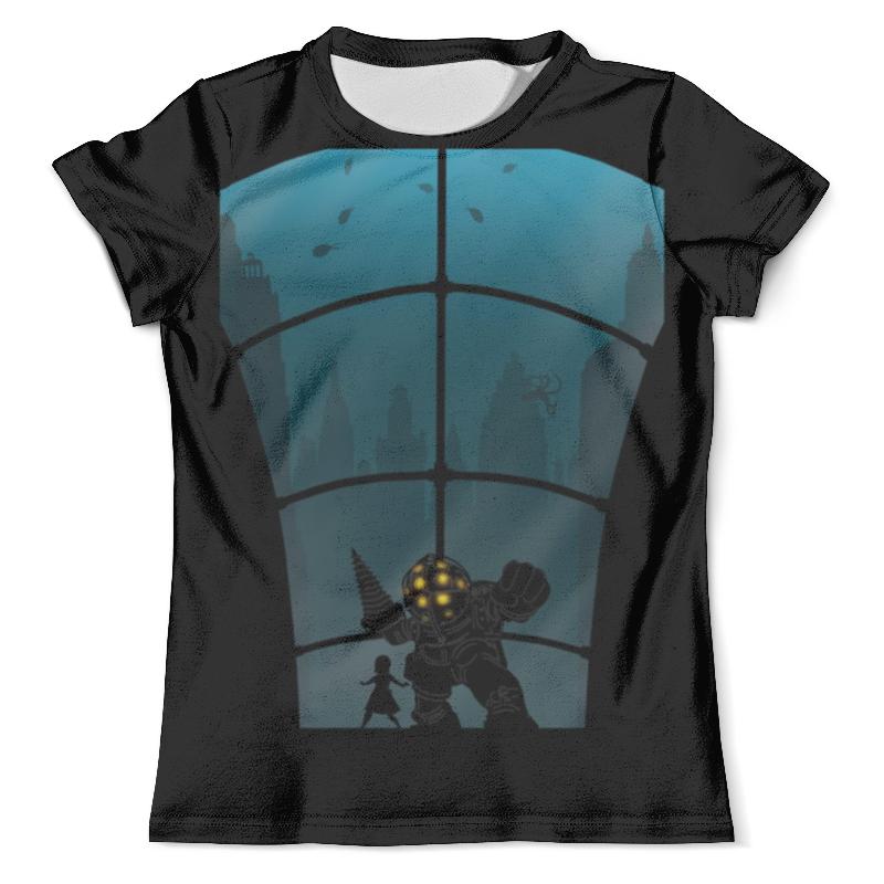 Футболка с полной запечаткой (мужская) Printio Bioshock bioshock infinite цифровая версия