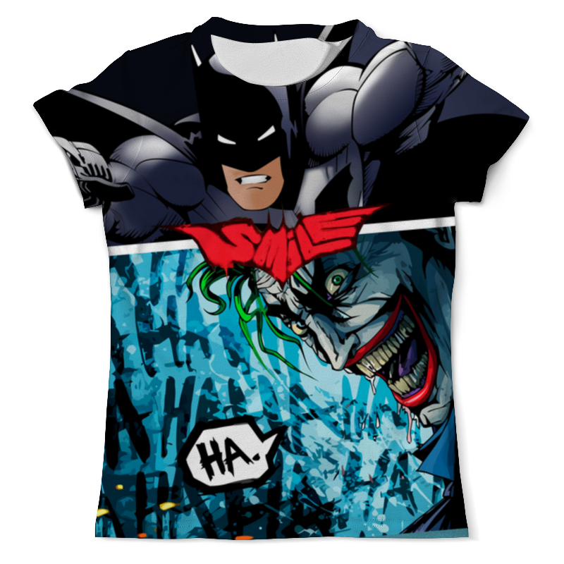 Printio Smile (batman vs. joker) кружка printio smile batman vs joker