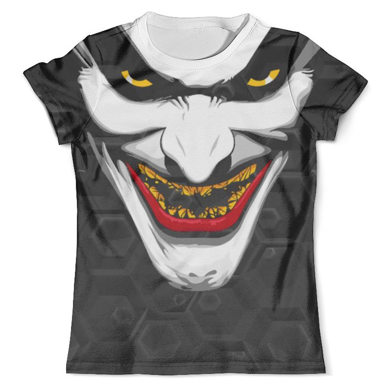 Фото - Футболка с полной запечаткой (мужская) Printio The joker design футболка с полной запечаткой мужская printio the joker design new