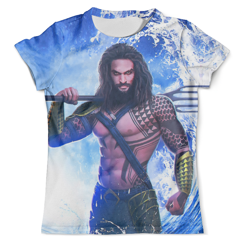 Printio Aquaman aquaman vol 01 trench