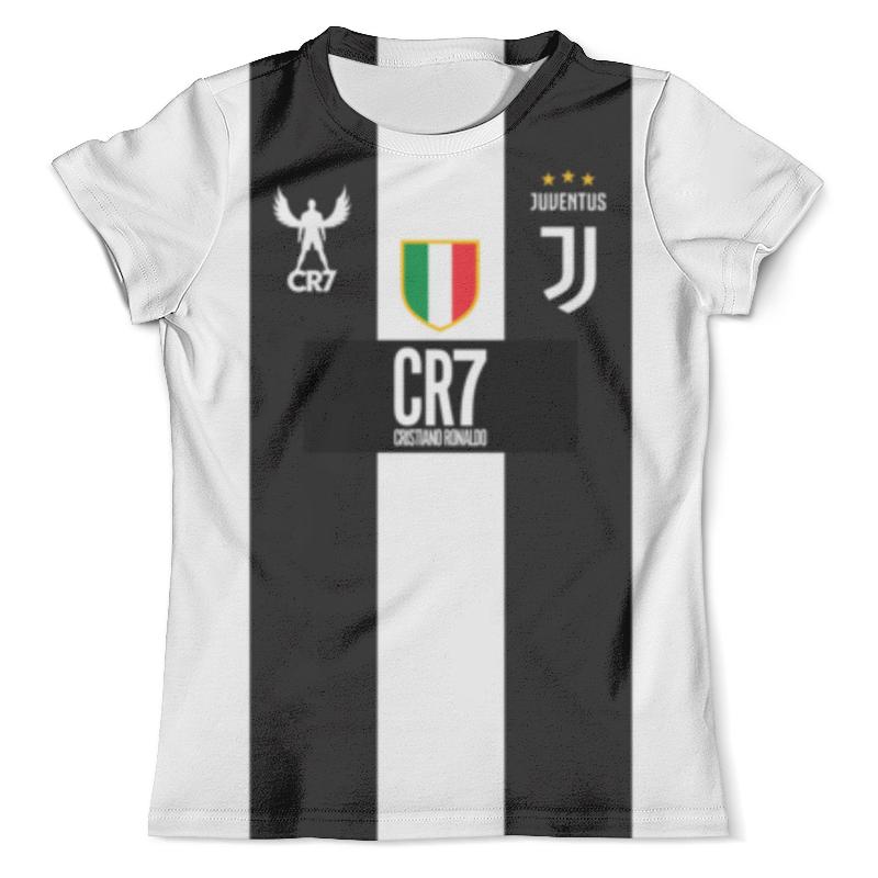 Футболка с полной запечаткой (мужская) Printio Ronaldo juventus футболка print bar juventus legends
