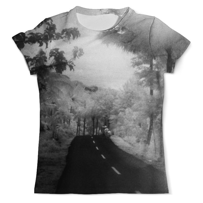 Футболка с полной запечаткой (мужская) Printio The road manilla road manilla road the deluge