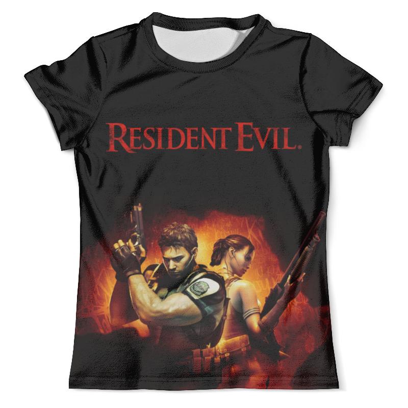 Футболка с полной запечаткой (мужская) Printio Resident evil sony ps4 resident evil revelations [русские субтитры]