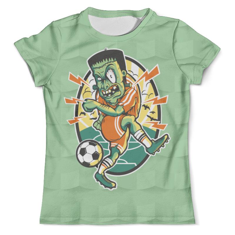 Футболка с полной запечаткой (мужская) Printio Футболист футболка с полной запечаткой мужская printio футболист