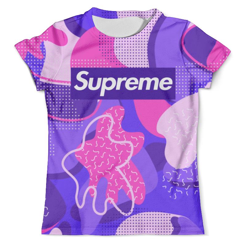 Футболка с полной запечаткой (мужская) Printio Supreme футболка с полной запечаткой мужская printio supreme краски