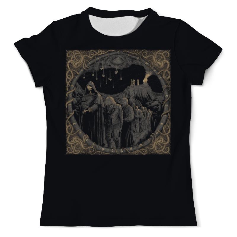 Printio Black metal art футболка metal mulisha corpo 2 cstm black w green