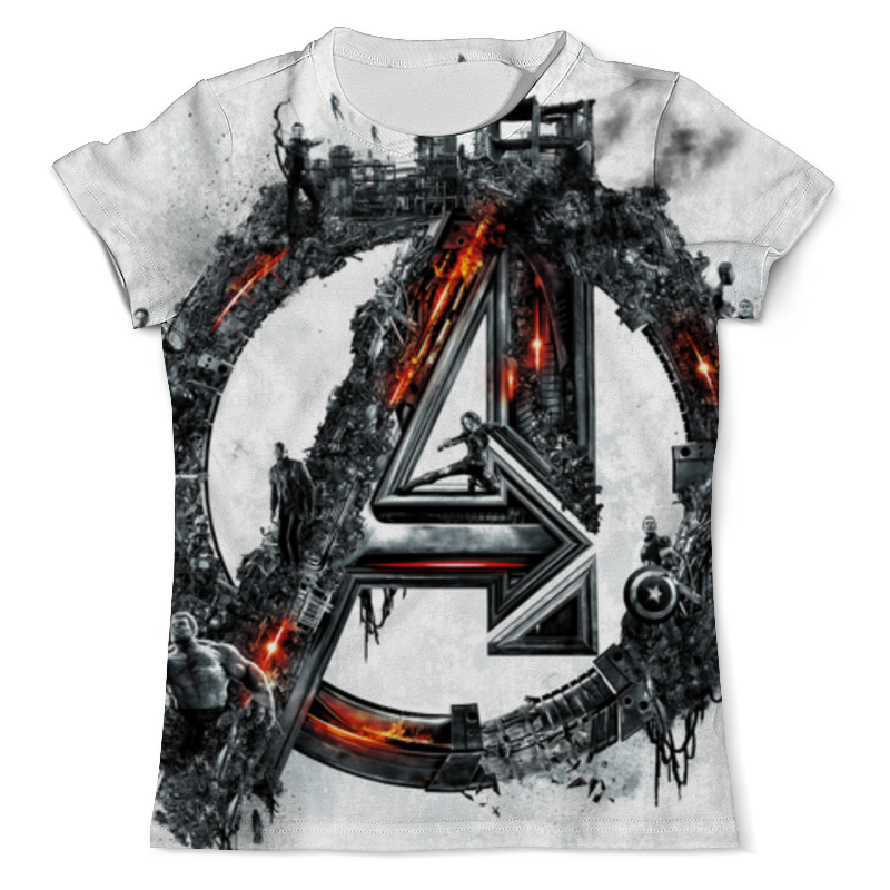 Printio Avengers футболка с полной запечаткой мужская printio avengers age of ultron