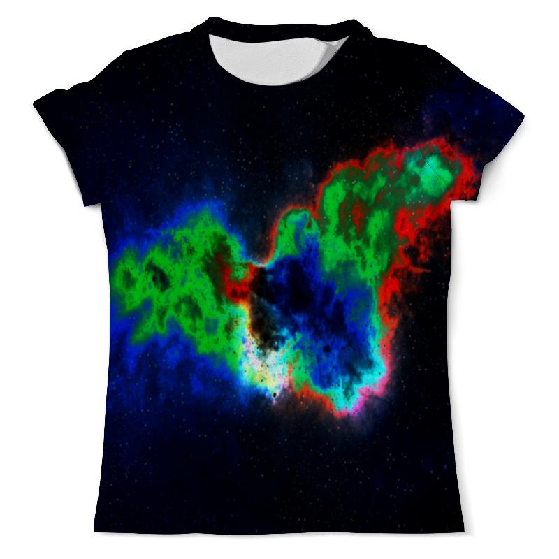 Printio Космический взрыв футболка с полной запечаткой мужская printio космический экстрим