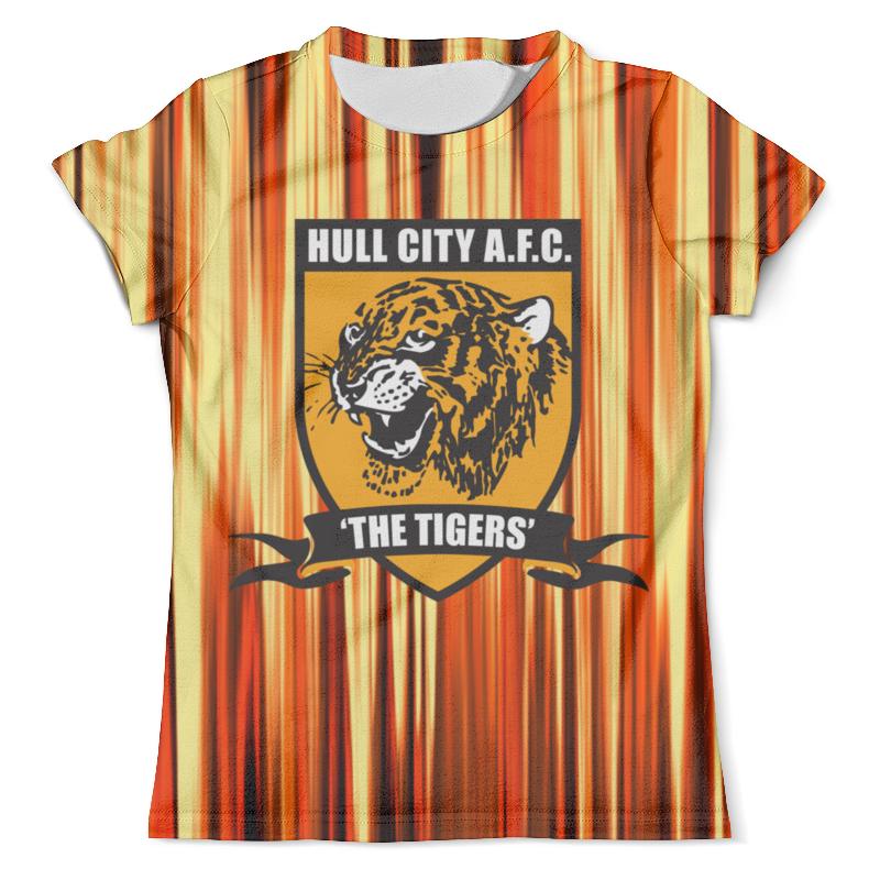 Футболка с полной запечаткой (мужская) Printio Tigers tigers and spies daisy colour reader