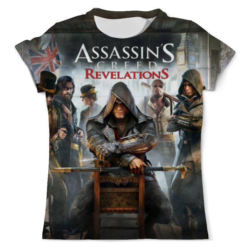 Футболка с полной запечаткой (мужская) Printio Assassins creed футболка с полной запечаткой мужская printio assasin creed