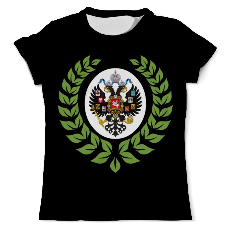 Футболка с полной запечаткой (мужская) Printio Царская россия футболка с полной запечаткой мужская printio россия царская
