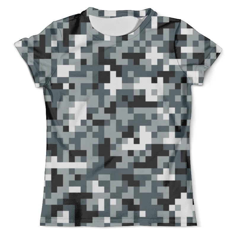 Футболка с полной запечаткой (мужская) Printio Urban camouflage майка print bar urban camouflage