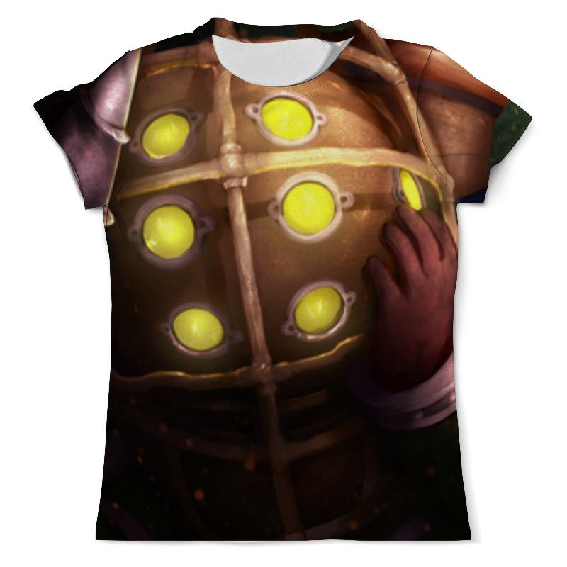 Printio Биошок футболка с полной запечаткой мужская printio элизабет биошок