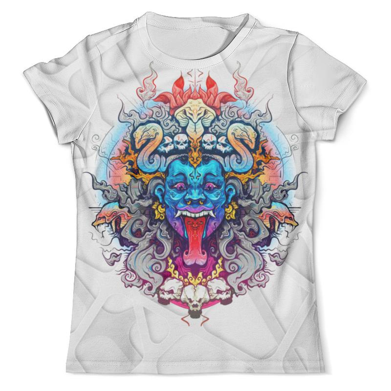 Printio Kali mask футболка print bar kali