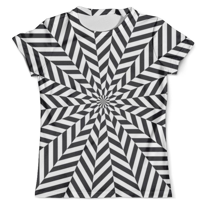 Футболка с полной запечаткой (мужская) Printio Иллюзия футболка с полной запечаткой мужская printio иллюзия
