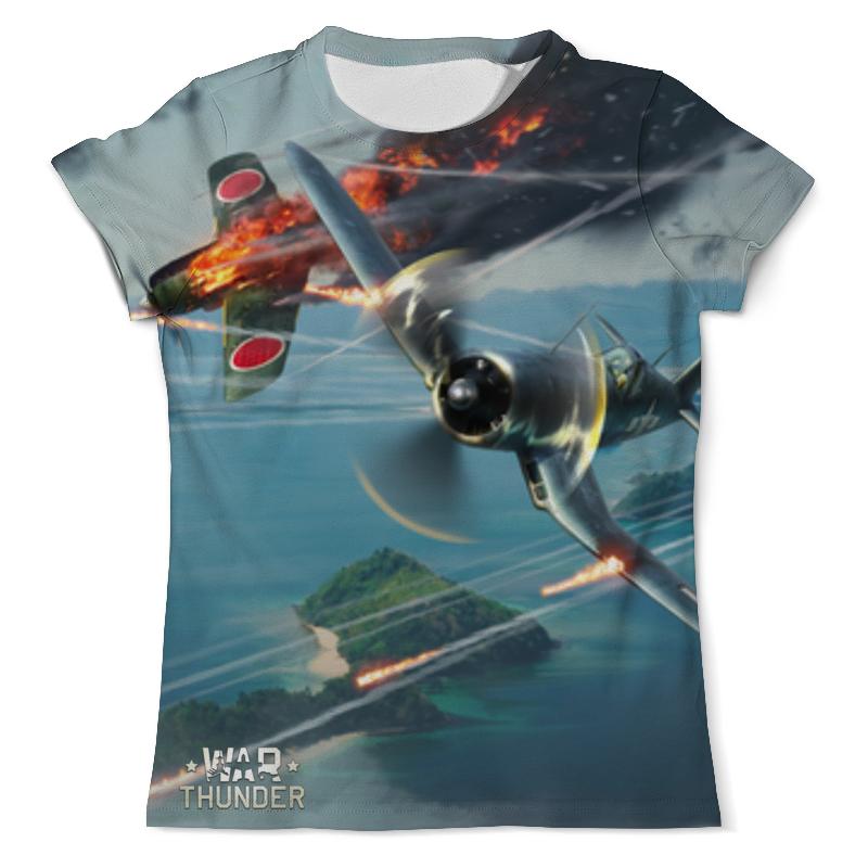 Printio War thunder футболка с полной запечаткой мужская printio war thunder