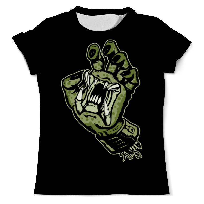 Printio Хищник футболка с полной запечаткой мужская printio хищник против чужого